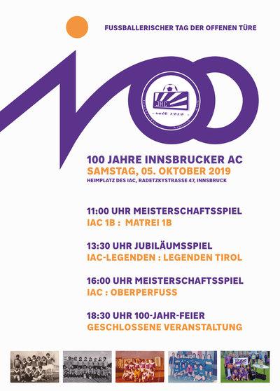 IAC_100 Jahre_Plakat_420x594_120719-1