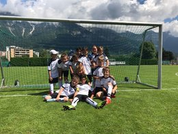 TFV-Meisterschaft / U10 - Gruppe 6 / 17. Runde gegen die SPG Rinn/Tulfes